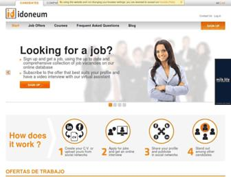 Thumbshot of Idoneum.com