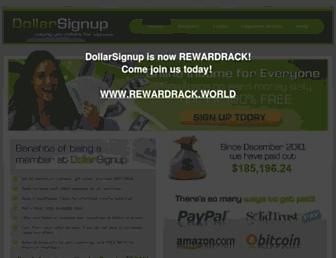 Thumbshot of Dollarsignup.com