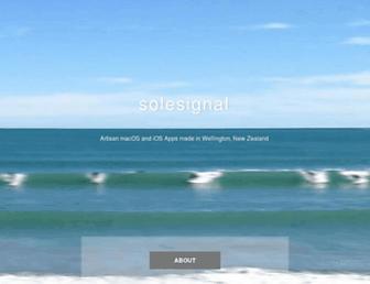 solesignal.com screenshot