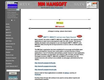 hamsoft.ca screenshot