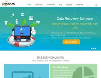 eassos.com screenshot