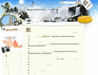 bjcanadavisa.com screenshot