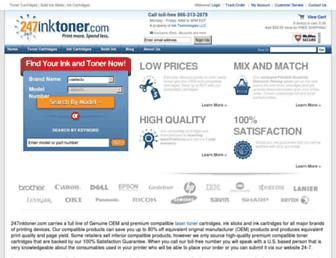247inktoner.com screenshot