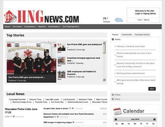 hngnews.com screenshot