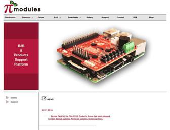 pimodules.com screenshot