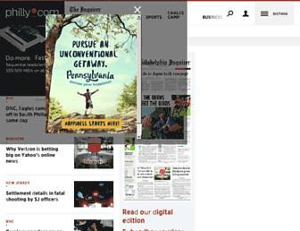 inquirer.com screenshot