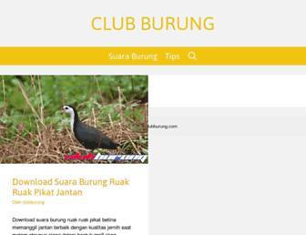 clubburung.com screenshot