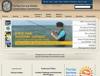 Thumbshot of Myfwc.com