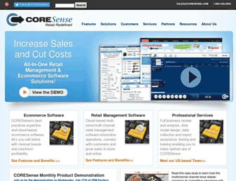Thumbshot of Coresense.com