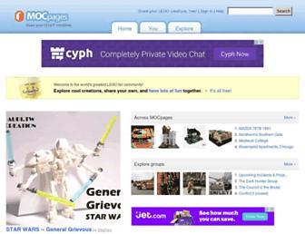 moc-pages.com screenshot