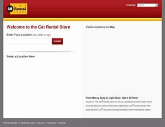 catrentalstore.com screenshot