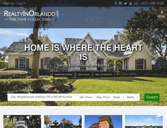 realtyinorlando.com screenshot