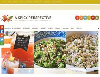 Thumbshot of Aspicyperspective.com