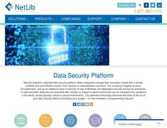 netlib.com screenshot