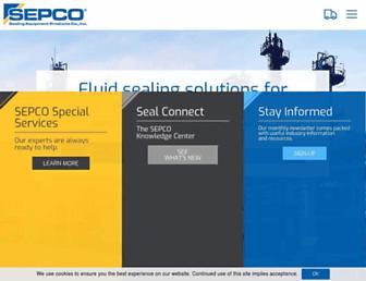 sepco.com screenshot