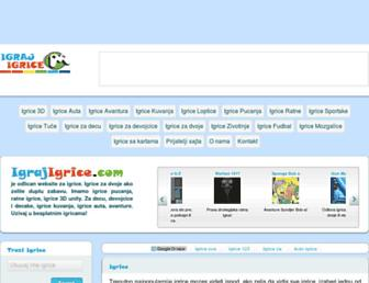 igraj-igrice.com screenshot
