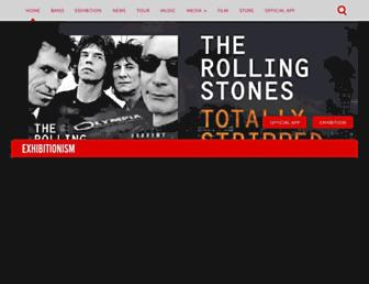 Thumbshot of Rollingstones.com