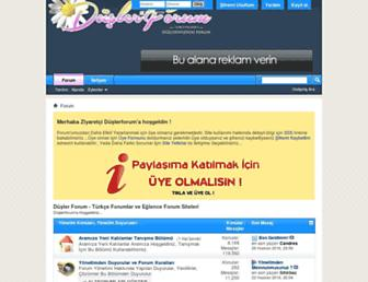 duslerforum.org screenshot