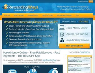 Thumbshot of Clickfair.com