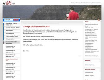 velo-ev.de screenshot