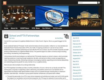 news.vassp.org screenshot