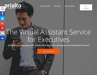 prialto.com screenshot