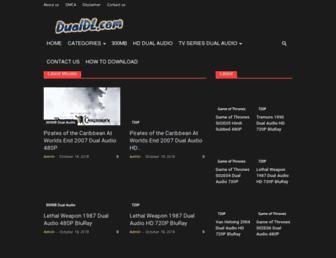dualdl.com screenshot