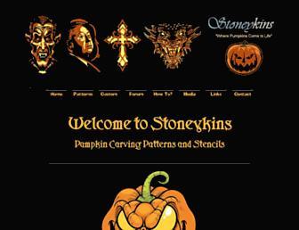 Thumbshot of Stoneykins.com