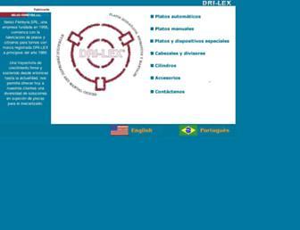 dri-lex.com screenshot