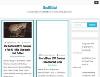 download.newhdmovi.com screenshot