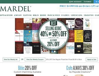 Thumbshot of Mardel.com