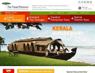 Thumbshot of Keralatourpackages.com