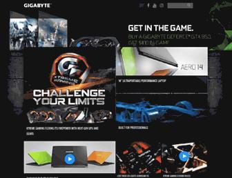 Thumbshot of Gigabyte.com.au