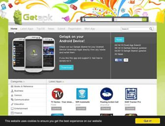 Thumbshot of Getapk.co