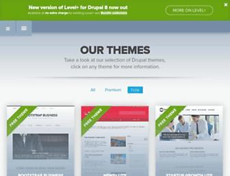 Thumbshot of Drupalizing.com