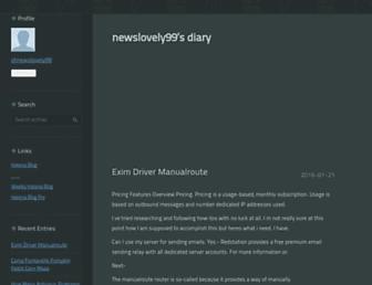 newslovely99.hatenablog.com screenshot