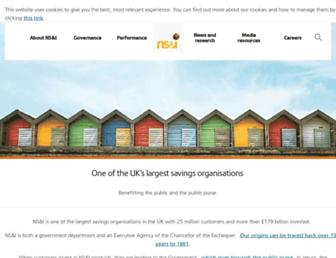 nsandi-corporate.com screenshot