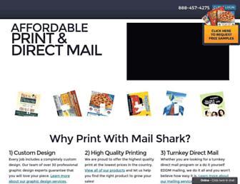 themailshark.com screenshot