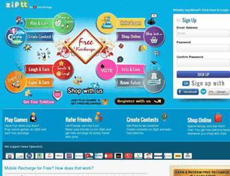 Thumbshot of Ziptt.com