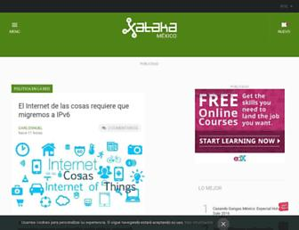 xataka.com.mx screenshot
