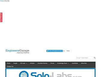 engineersgarage.com screenshot