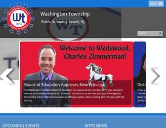 wtps.org screenshot