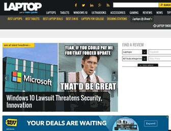 laptopmag.com screenshot