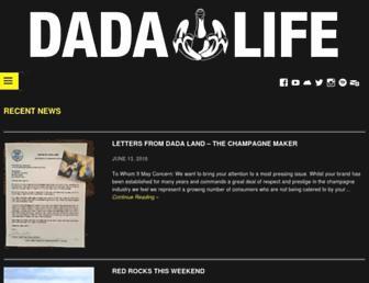 dadalife.com screenshot