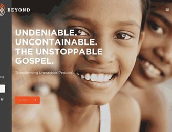 beyond.org screenshot