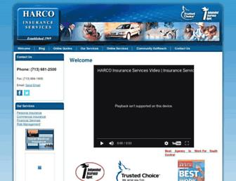 harco-ins.com screenshot