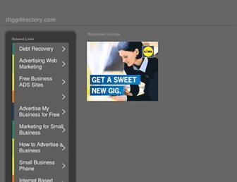 Thumbshot of Diggdirectory.com