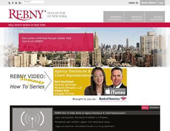 rebny.com screenshot