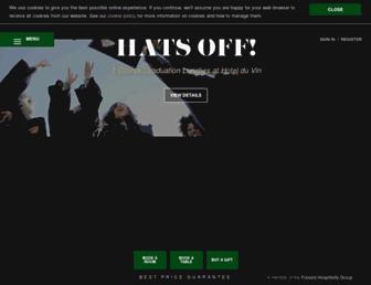 Thumbshot of Hotelduvin.com