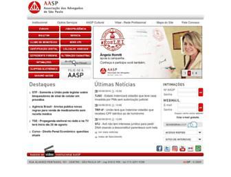 Thumbshot of Aasp.org.br